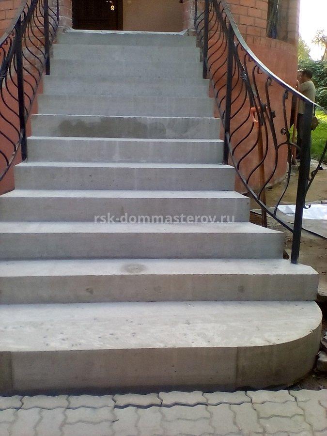 Лестницы 7- пример работы 'РСК ДОМ МАСТЕРОВ'