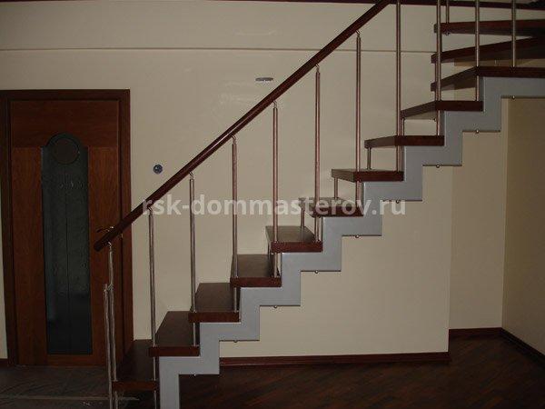 Лестницы 27- пример работы 'РСК ДОМ МАСТЕРОВ'