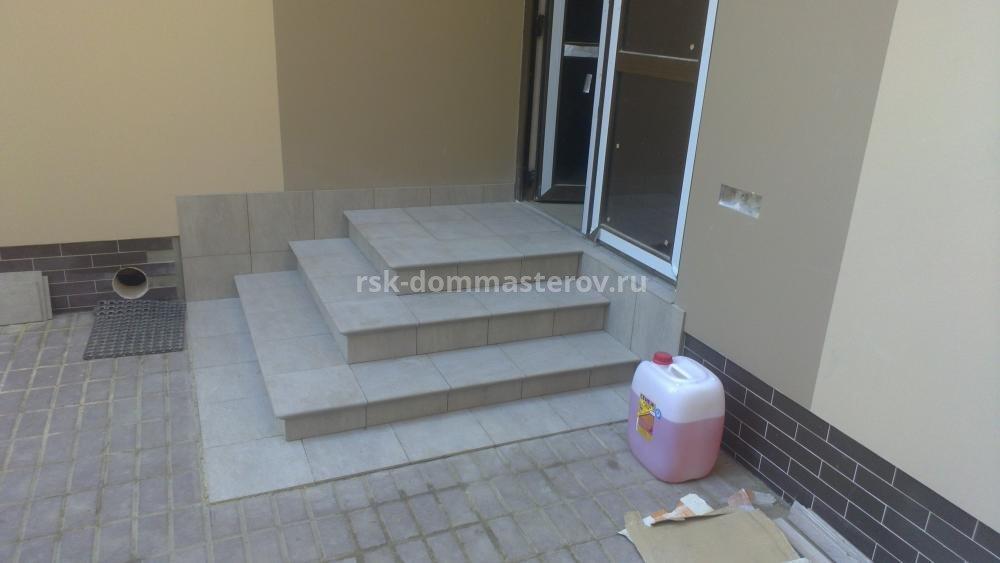 Лестницы 34- пример работы 'РСК ДОМ МАСТЕРОВ'