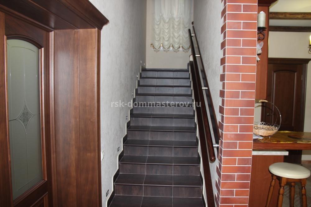 Лестницы 31- пример работы 'РСК ДОМ МАСТЕРОВ'