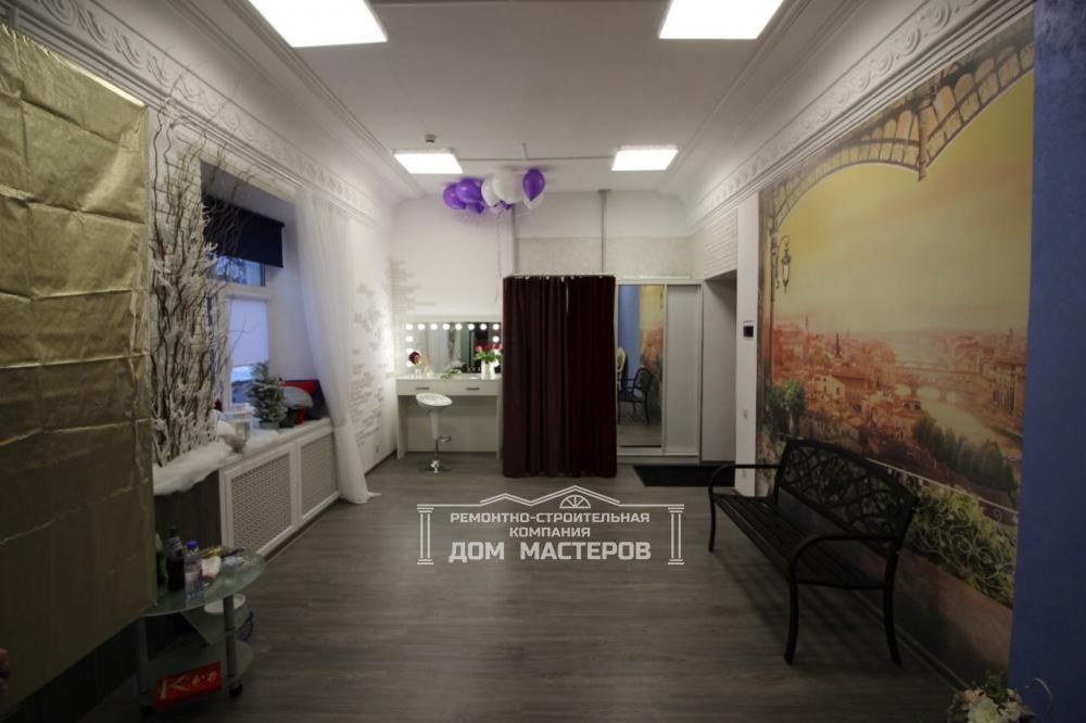 Офис и фотостудия 11- пример работы 'РСК ДОМ МАСТЕРОВ'