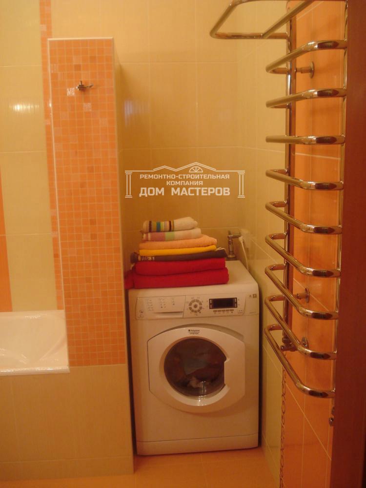 Квартиры 46- пример работы 'РСК ДОМ МАСТЕРОВ'