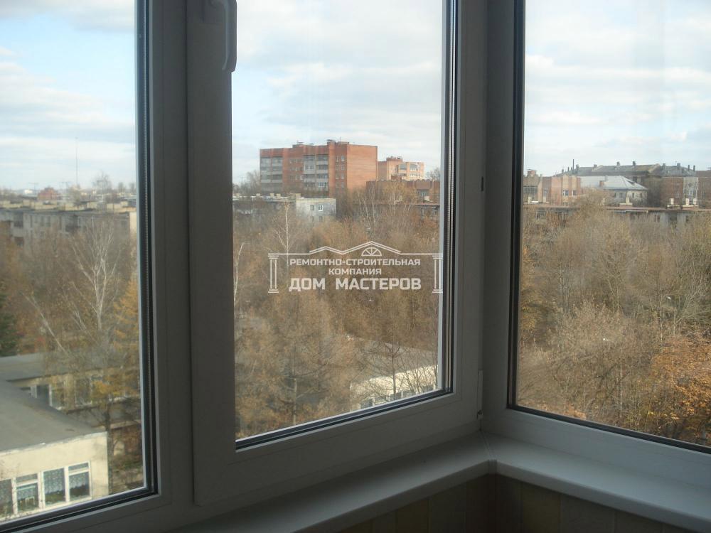 Квартиры 27- пример работы 'РСК ДОМ МАСТЕРОВ'