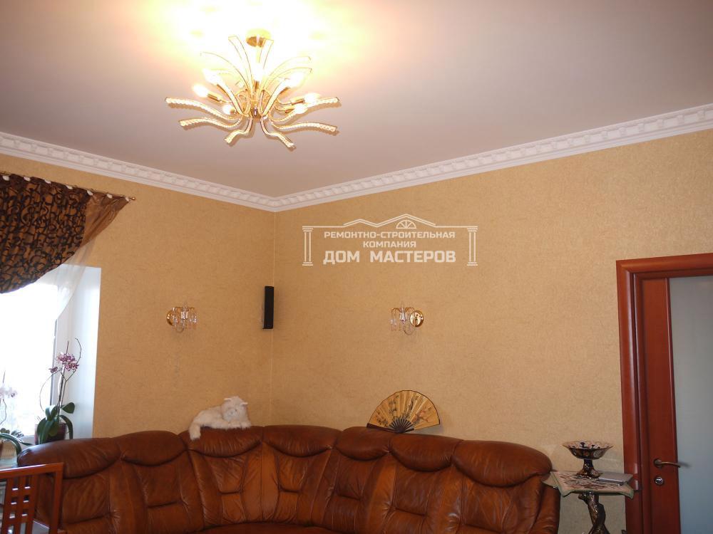 Квартиры 15- пример работы 'РСК ДОМ МАСТЕРОВ'