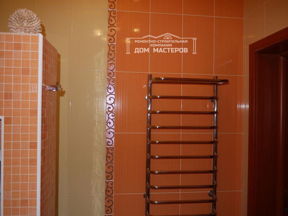 Квартиры 49- пример работы 'РСК ДОМ МАСТЕРОВ'