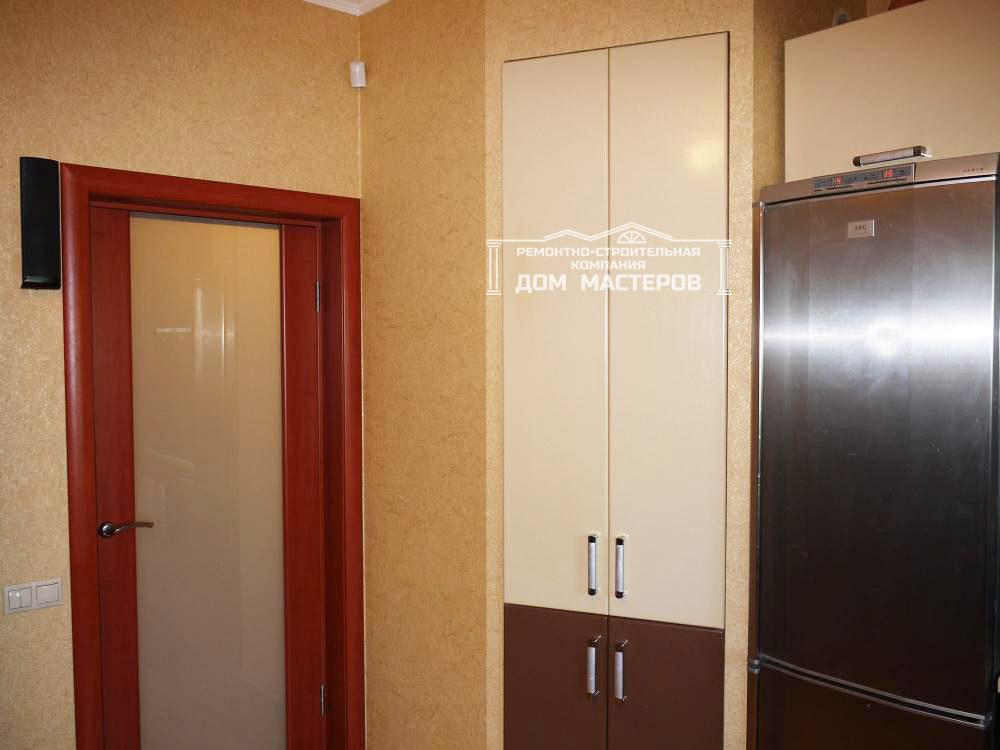 Квартиры 23- пример работы 'РСК ДОМ МАСТЕРОВ'
