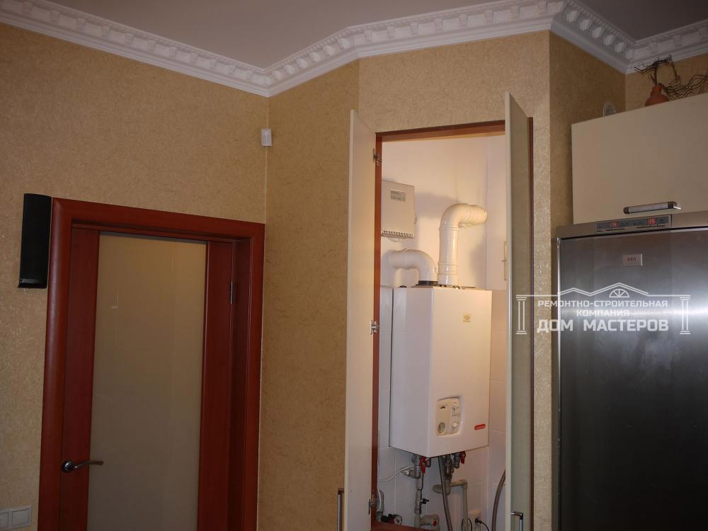 Квартиры 24- пример работы 'РСК ДОМ МАСТЕРОВ'