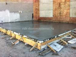 Ангары 11- пример работы 'РСК ДОМ МАСТЕРОВ'