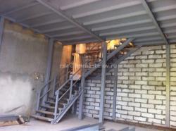 Лестницы 46- пример работы 'РСК ДОМ МАСТЕРОВ'