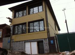 Фасад 21- пример работы 'РСК ДОМ МАСТЕРОВ'