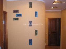 Обои и покраска 9- пример работы 'РСК ДОМ МАСТЕРОВ'