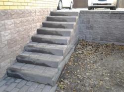 Лестницы 44- пример работы 'РСК ДОМ МАСТЕРОВ'