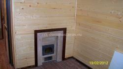 Дома и коттеджи 36- пример работы 'РСК ДОМ МАСТЕРОВ'