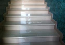 Лестницы 43- пример работы 'РСК ДОМ МАСТЕРОВ'