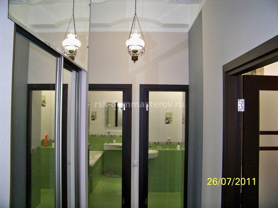 Квартиры 3- пример работы 'РСК ДОМ МАСТЕРОВ'