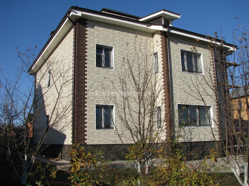 Фасад 7- пример работы 'РСК ДОМ МАСТЕРОВ'