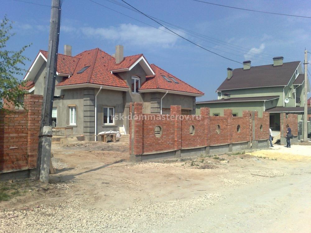 Фасад 26- пример работы 'РСК ДОМ МАСТЕРОВ'