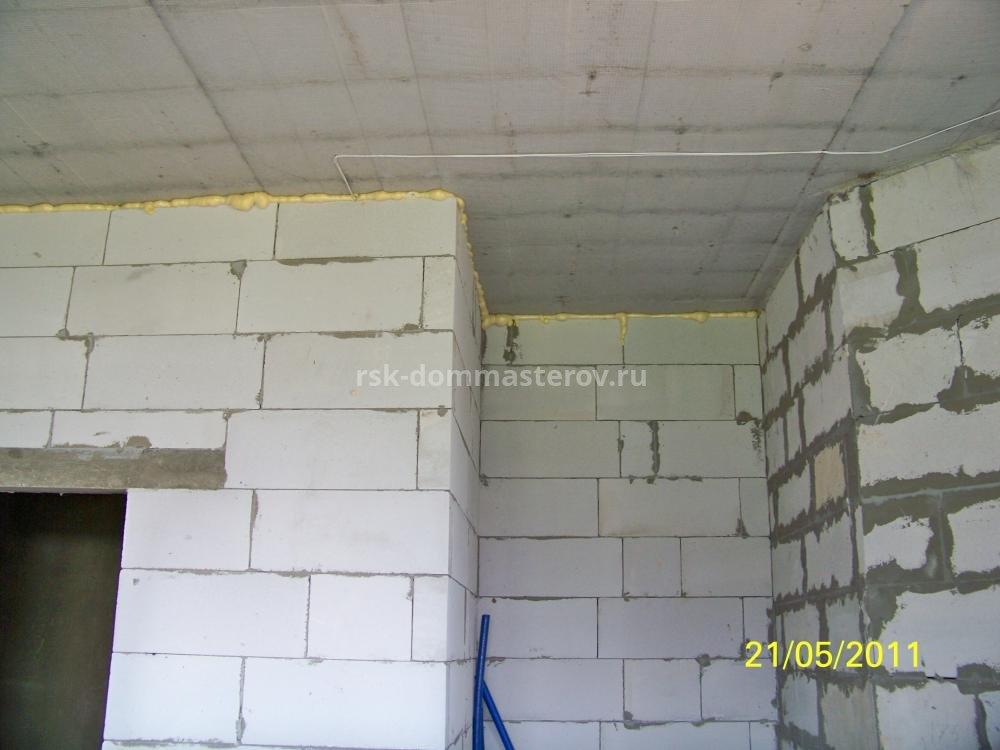 Коробка дома 10- пример работы 'РСК ДОМ МАСТЕРОВ'