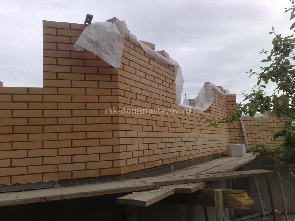 Фасад 20- пример работы 'РСК ДОМ МАСТЕРОВ'