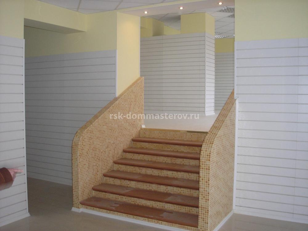 Лестницы 28- пример работы 'РСК ДОМ МАСТЕРОВ'