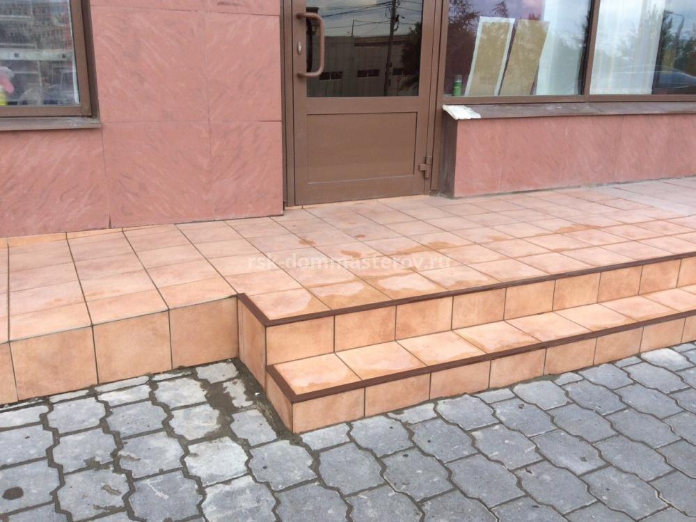 Лестницы 41- пример работы 'РСК ДОМ МАСТЕРОВ'