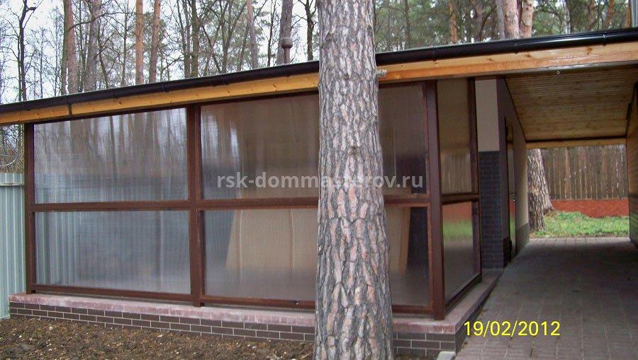 Дома и коттеджи 17- пример работы 'РСК ДОМ МАСТЕРОВ'