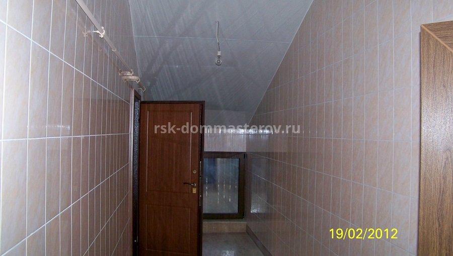 Натяжные потолки 3- пример работы 'РСК ДОМ МАСТЕРОВ'