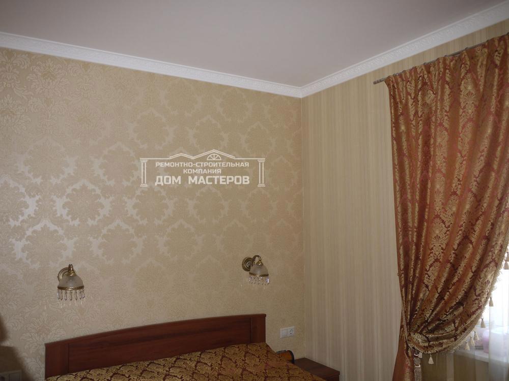 Квартиры 31- пример работы 'РСК ДОМ МАСТЕРОВ'