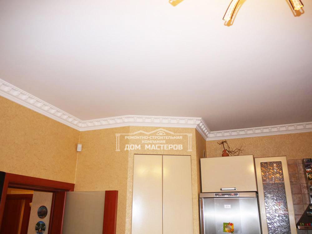Квартиры 22- пример работы 'РСК ДОМ МАСТЕРОВ'
