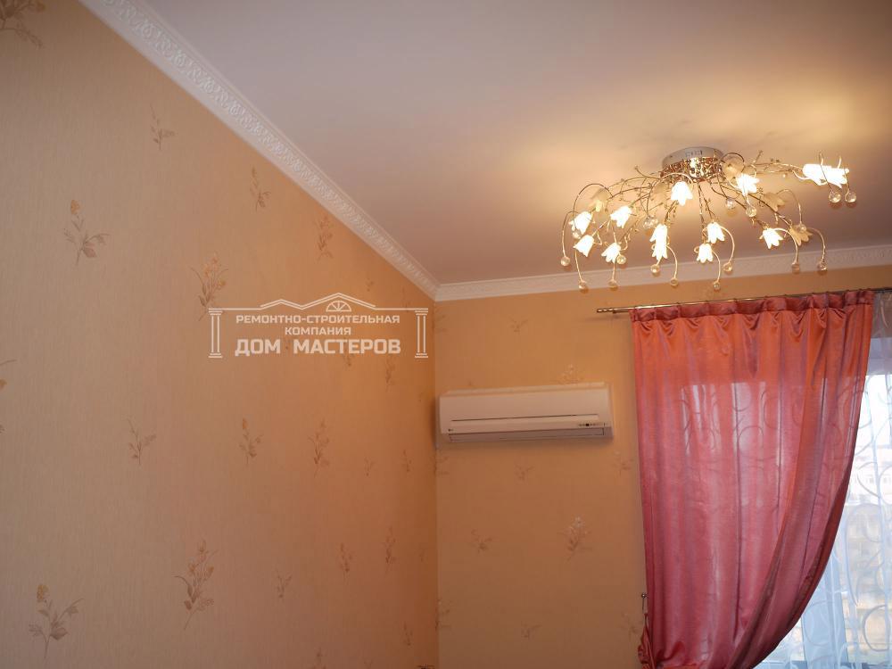 Квартиры 36- пример работы 'РСК ДОМ МАСТЕРОВ'