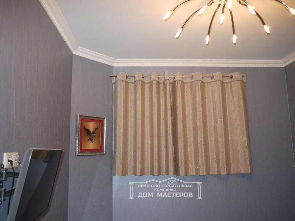 Квартиры 35- пример работы 'РСК ДОМ МАСТЕРОВ'