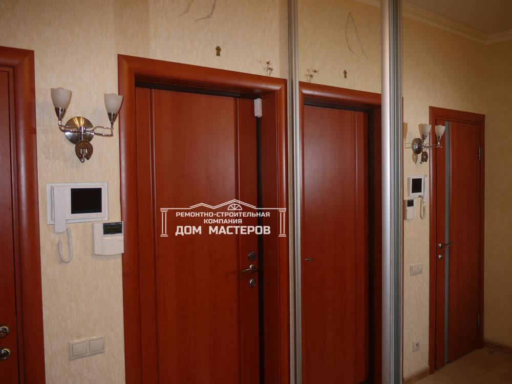 Двери 25- пример работы 'РСК ДОМ МАСТЕРОВ'