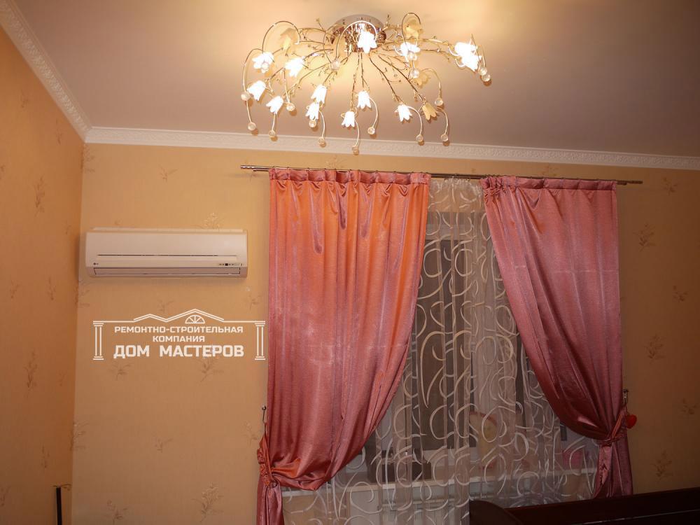 Квартиры 37- пример работы 'РСК ДОМ МАСТЕРОВ'