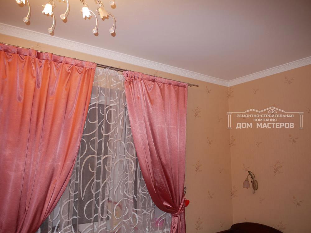 Квартиры 38- пример работы 'РСК ДОМ МАСТЕРОВ'