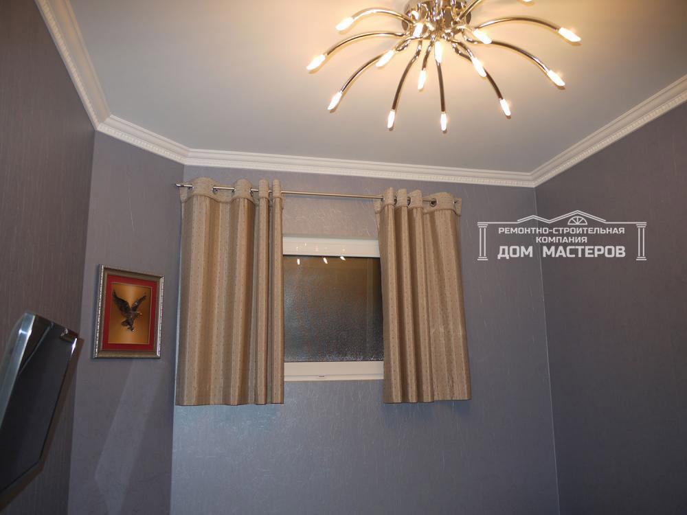 Квартиры 33- пример работы 'РСК ДОМ МАСТЕРОВ'